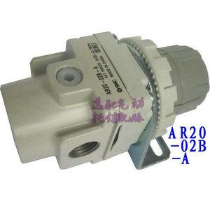 減壓閥AR20-02B-A【SMC?氣源處理件】