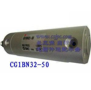 迷你氣缸CG1BN32-50【SMC?氣缸】