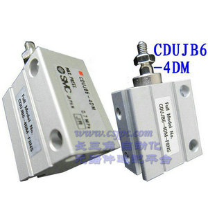多安裝氣缸CDUJB6-4DM【SMC?氣缸】
